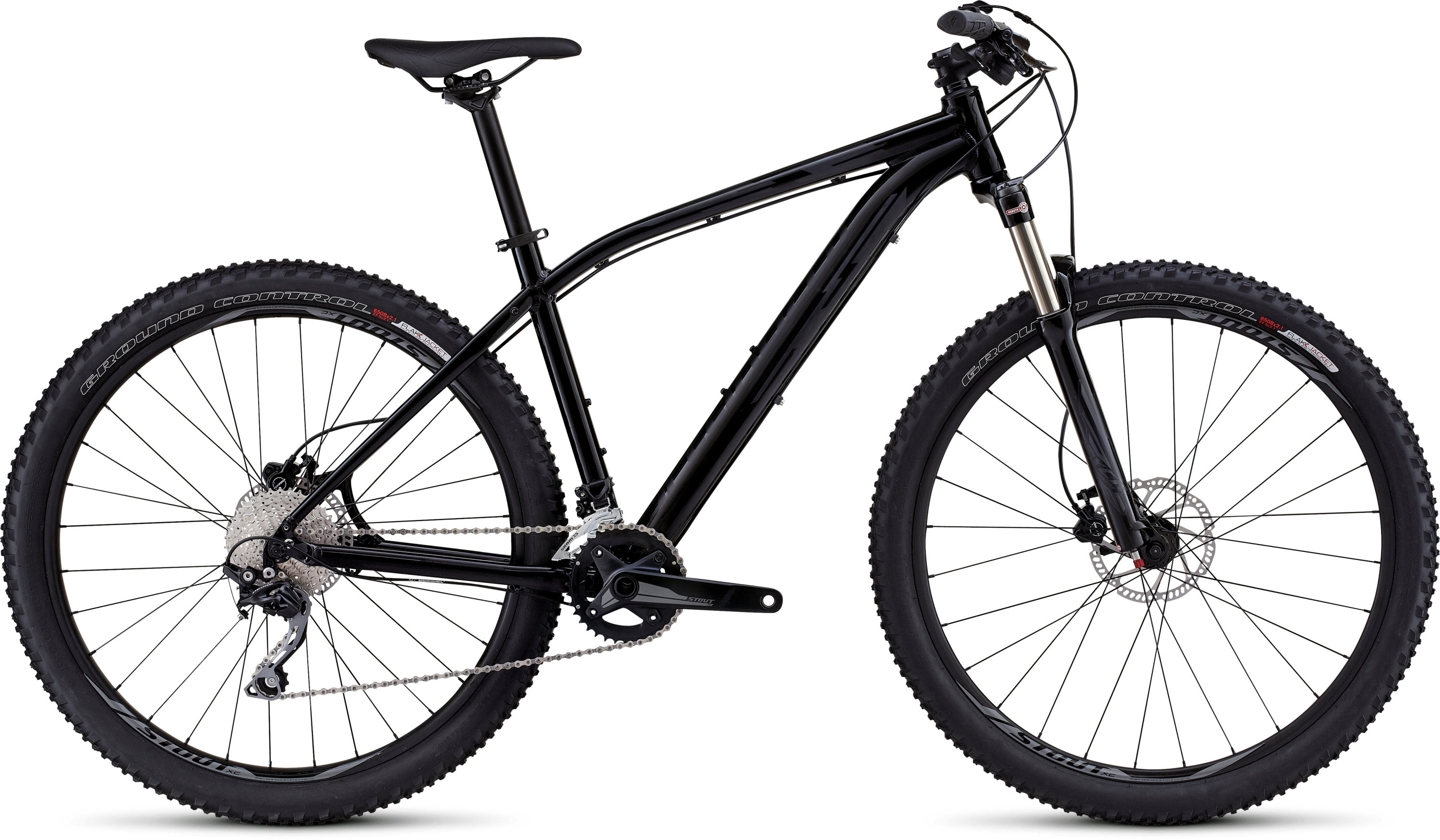 SPECIALIZED PITCH EXPERT 650B BLK XS - schneider-sports