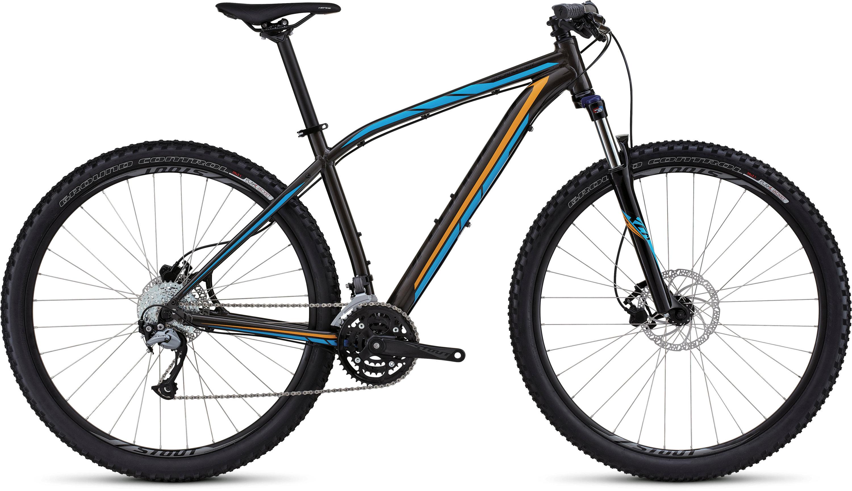 SPECIALIZED RH SPORT 29 WRMCHAR/CYAN/GLDORG S - Bikedreams & Dustbikes