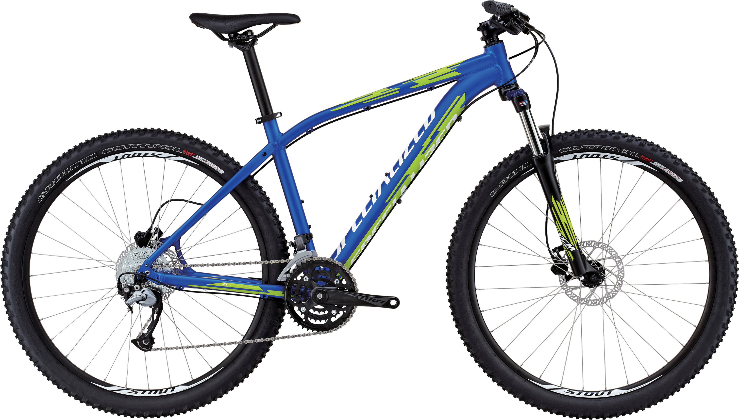 SPECIALIZED PITCH COMP 650B RYLBLU/HYP/WHT XS - schneider-sports