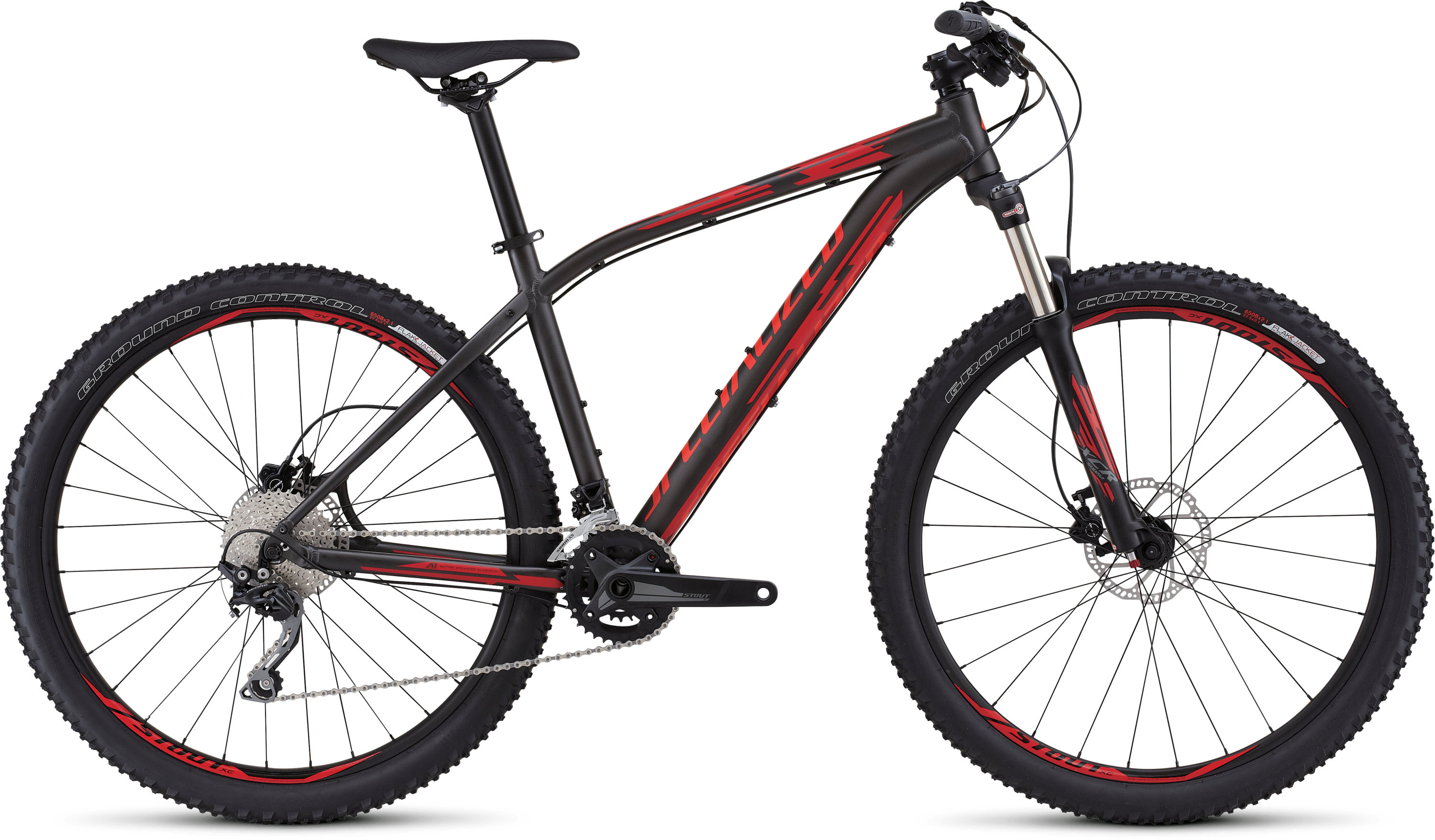 SPECIALIZED PITCH EXPERT 650B WRMCHAR/FLORED/RKTRED XS - schneider-sports