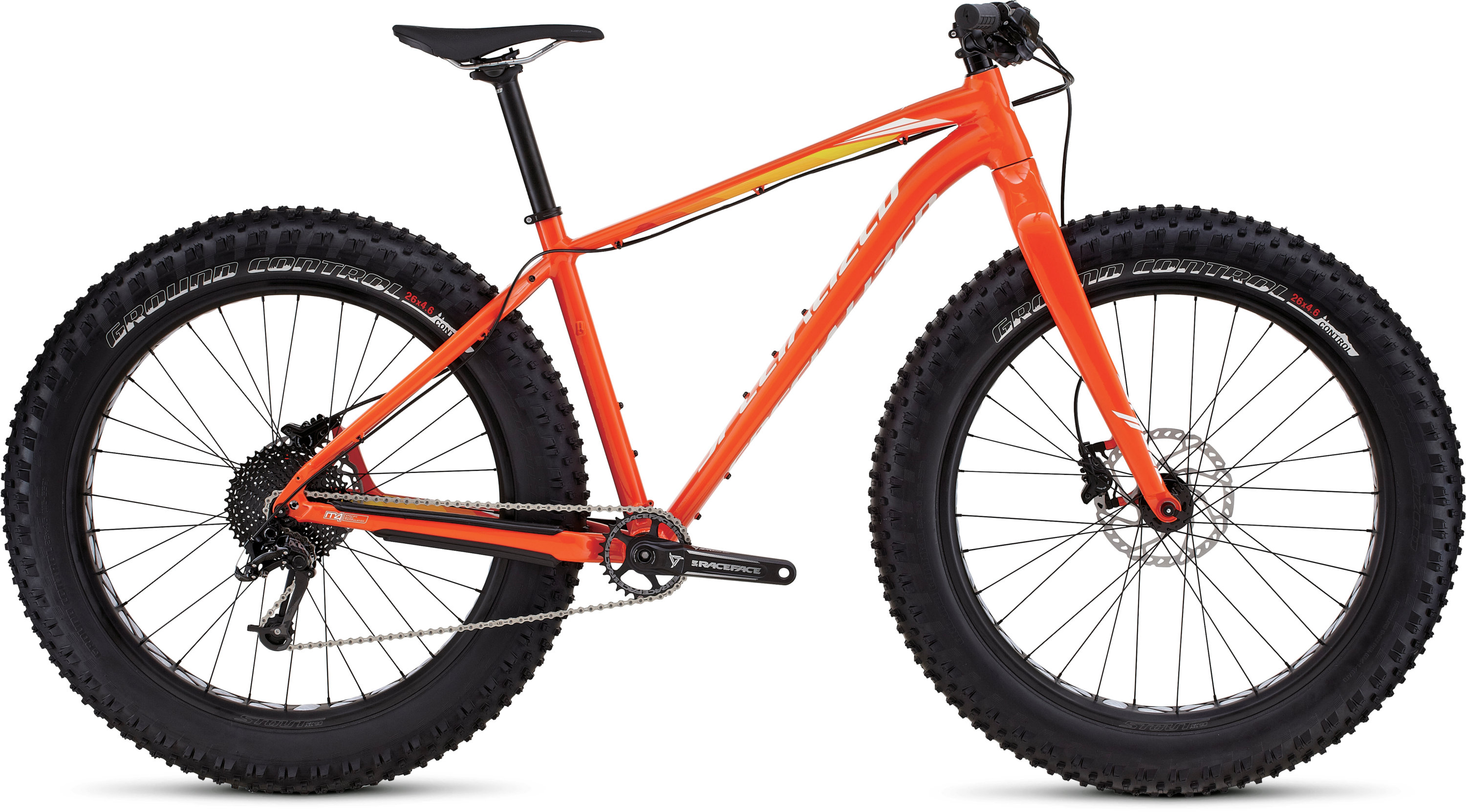 SPECIALIZED FATBOY COMP MXORG/WHT/ORG S - Bikedreams & Dustbikes