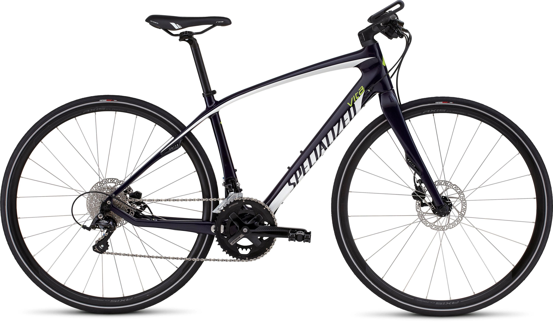 SPECIALIZED VITA ELITE CARBON DISC BLUTNTCARB/METWHT/PRLHYP S - Alpha Bikes