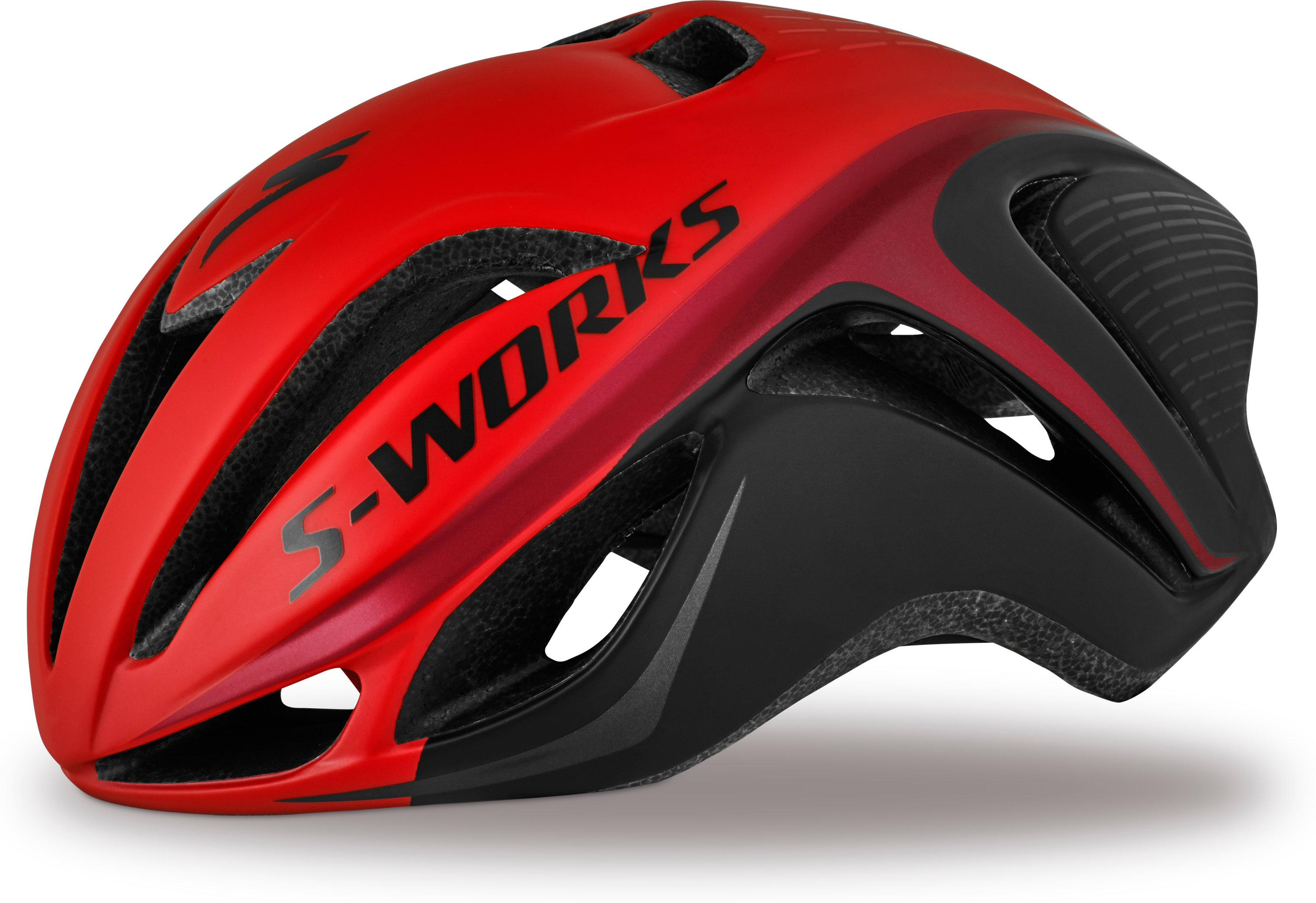 SPECIALIZED SW EVADE HLMT CE MATTE RED/BLK M - Bike Zone