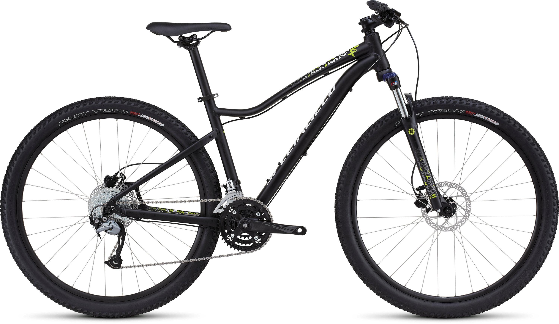 SPECIALIZED JYNX SPORT 650B BLK/HYP GRN/WHT XS - Bikedreams & Dustbikes