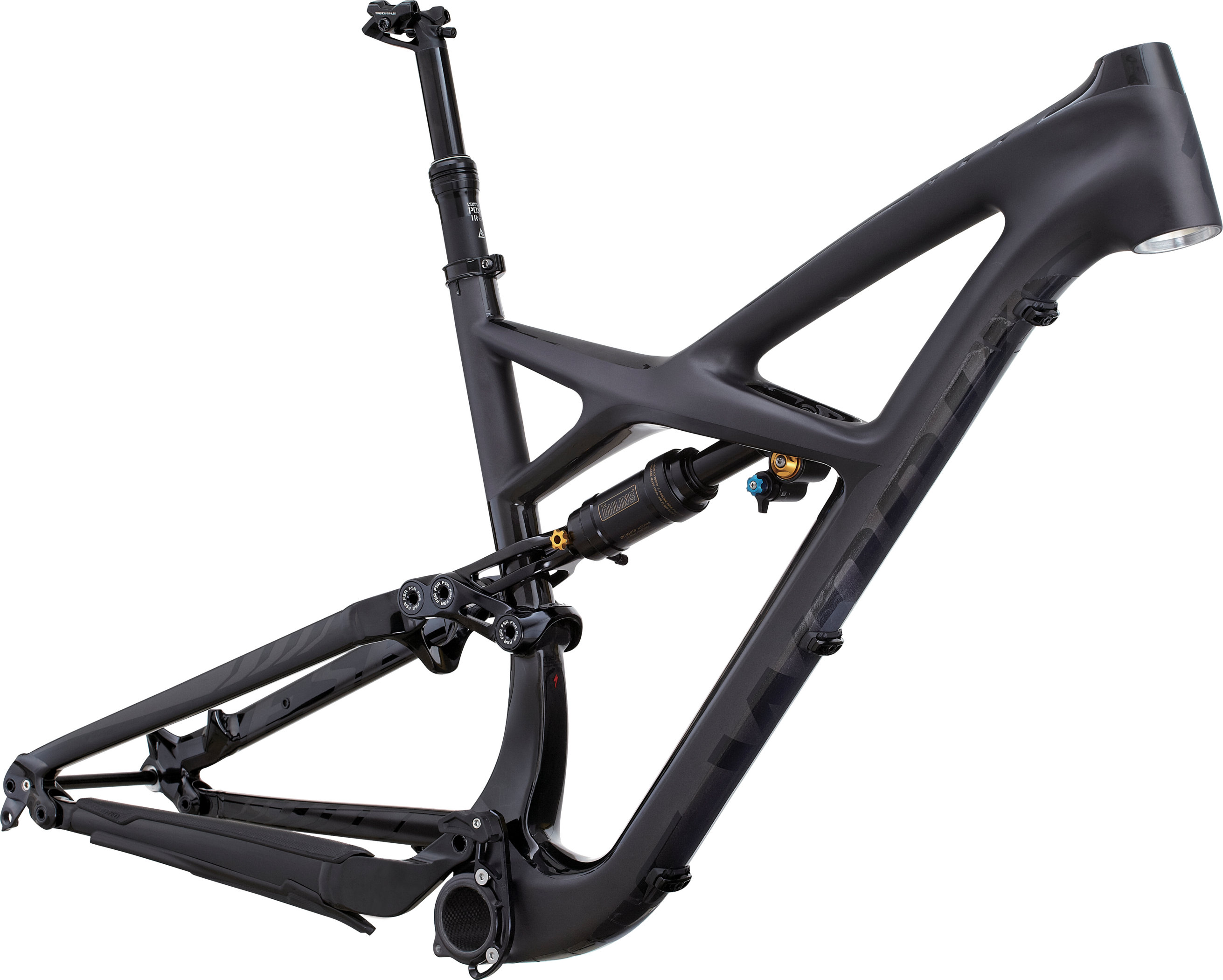 SPECIALIZED SW ENDURO FSR CARBON 29 FRM WRMCHAR/CARB/BLK M - schneider-sports