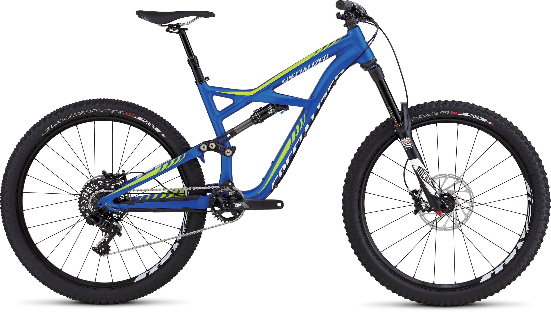 SPECIALIZED ENDURO FSR COMP 650B RYLBLU/HYP/WHT L - Pulsschlag Bike+Sport