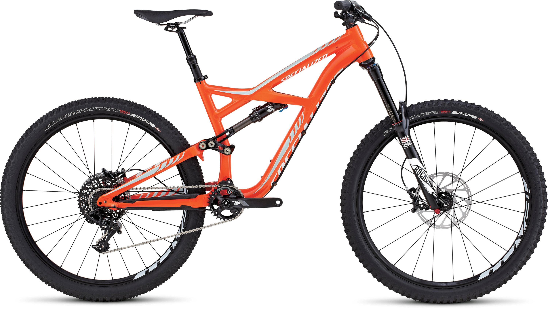 SPECIALIZED ENDURO FSR COMP 650B MXORG/BBYBLU/WHT S - Pulsschlag Bike+Sport