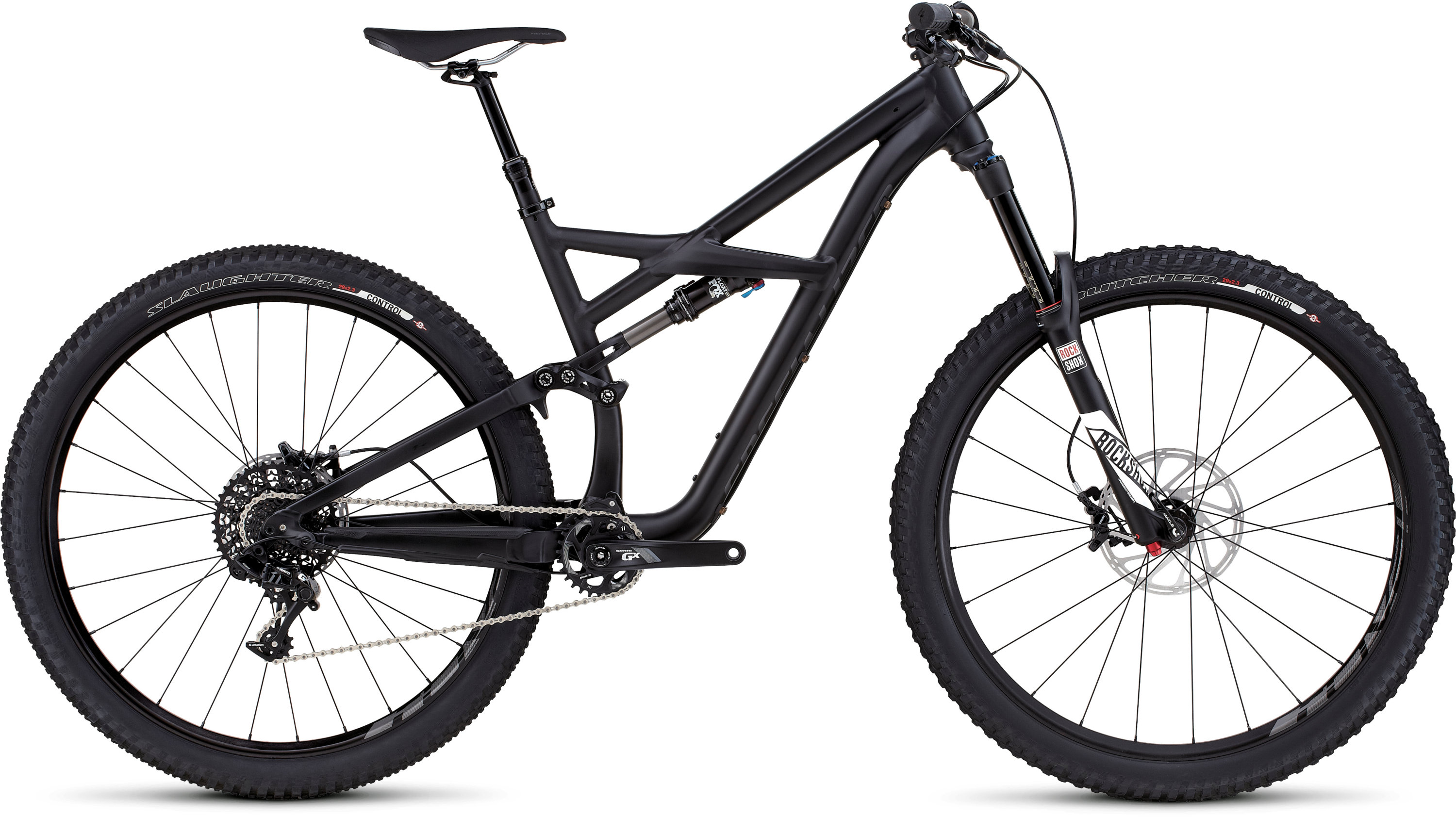 SPECIALIZED ENDURO FSR COMP 29 BLK/CHAR XL - Pulsschlag Bike+Sport