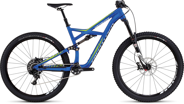 SPECIALIZED ENDURO FSR COMP 29 RYLBLU/HYP/WHT L - Pulsschlag Bike+Sport