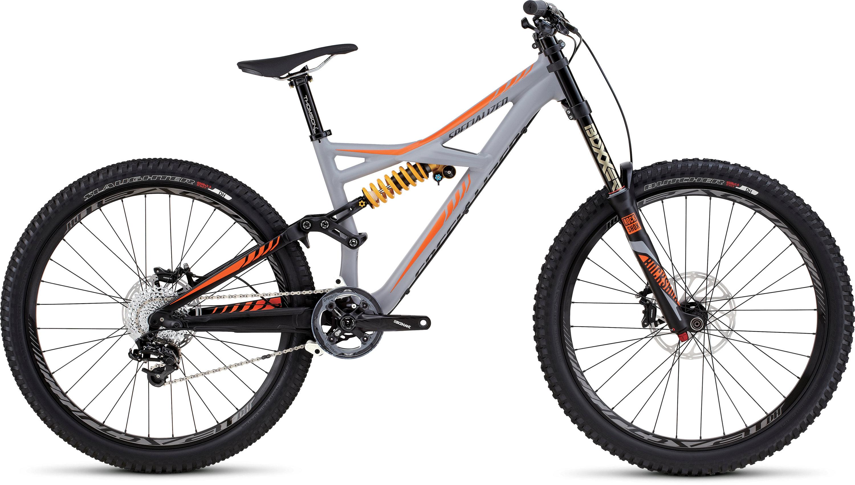 SPECIALIZED ENDURO FSR EXPERT EVO 650B CLGRY/MXORG/SLT M - Pulsschlag Bike+Sport