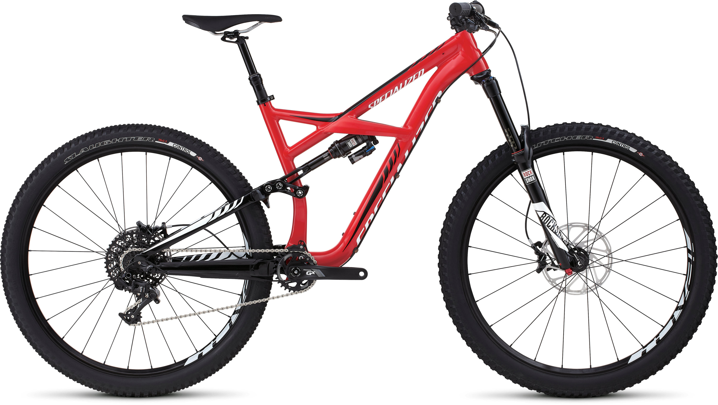 SPECIALIZED ENDURO FSR ELITE 29 RED/BLK/WHT M - Bikedreams & Dustbikes