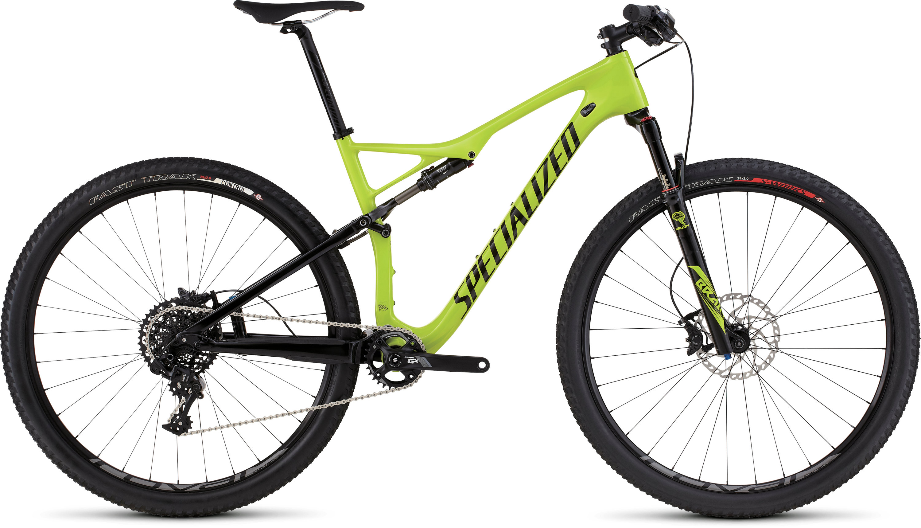SPECIALIZED EPIC FSR ELITE CARBON WC 29 HYP/BLK M - SPECIALIZED EPIC FSR ELITE CARBON WC 29 HYP/BLK M