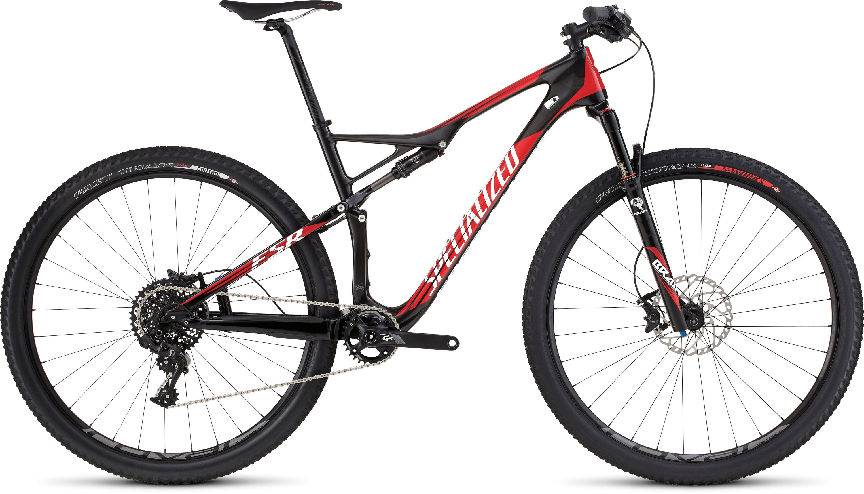 SPECIALIZED EPIC FSR ELITE CARBON WC 29 CARB/RED/WHT S - Bikedreams & Dustbikes