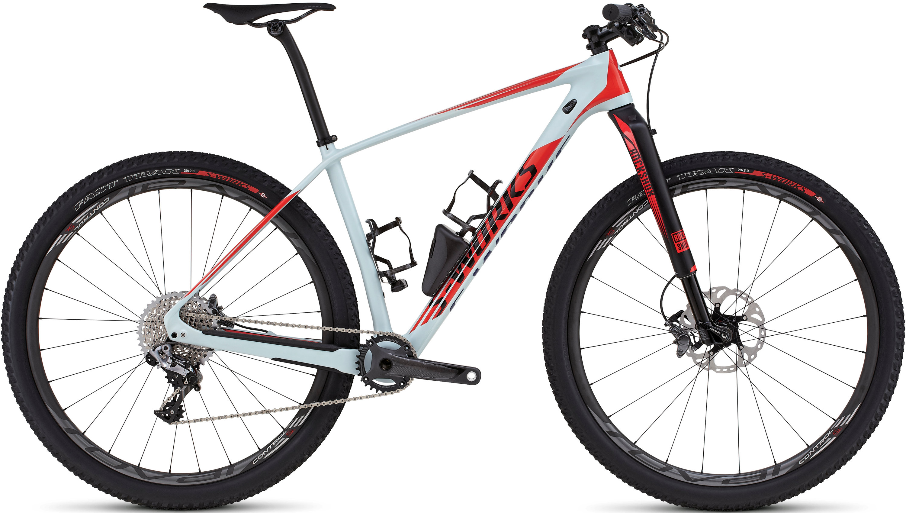 SPECIALIZED SW SJ HT CARBON WC 29 BBYBLU/RKTRED/BLK S - schneider-sports