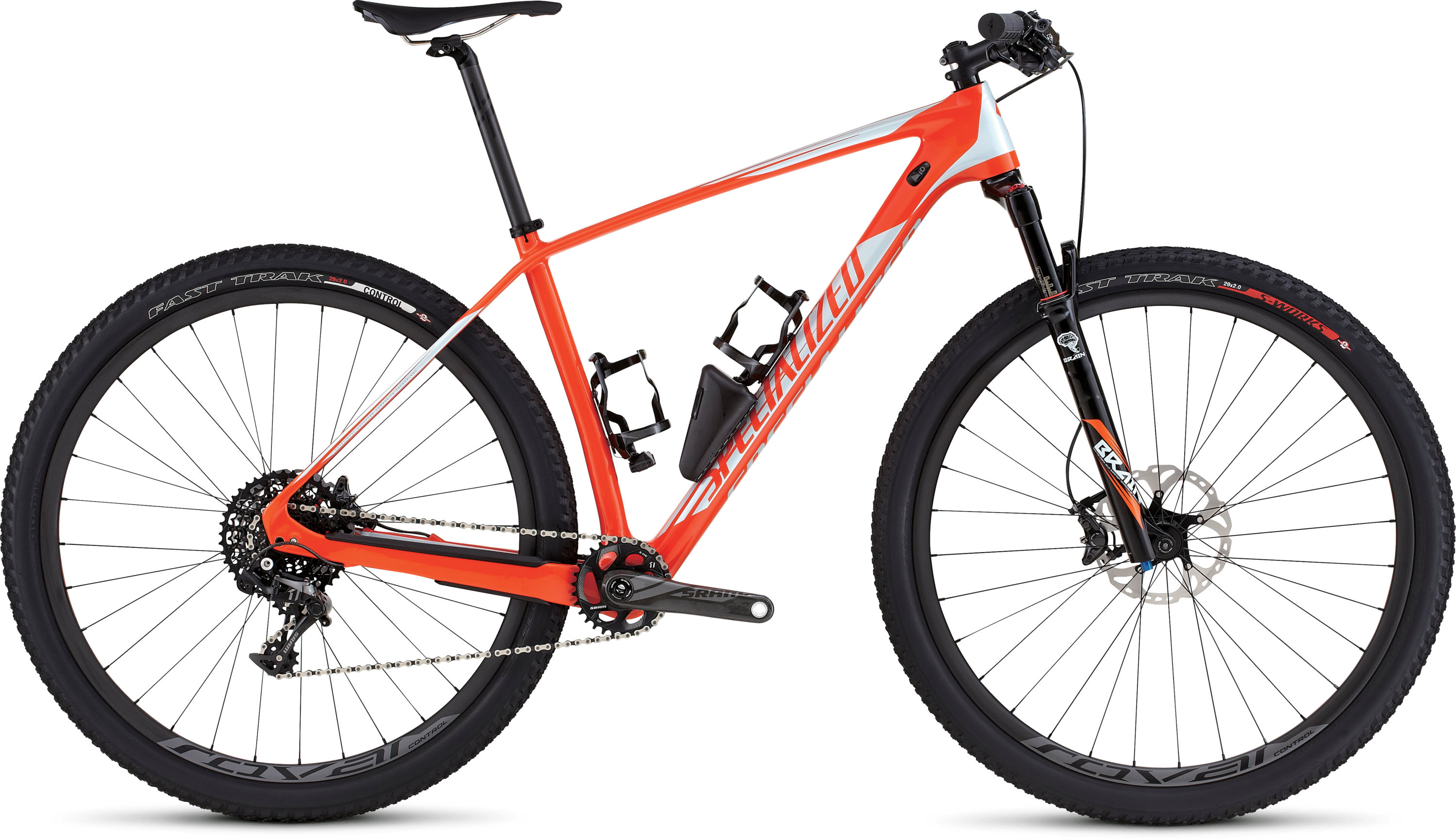SPECIALIZED SJ HT EXPERT CARBON WC 29 MXORG/BBYBLU S - schneider-sports