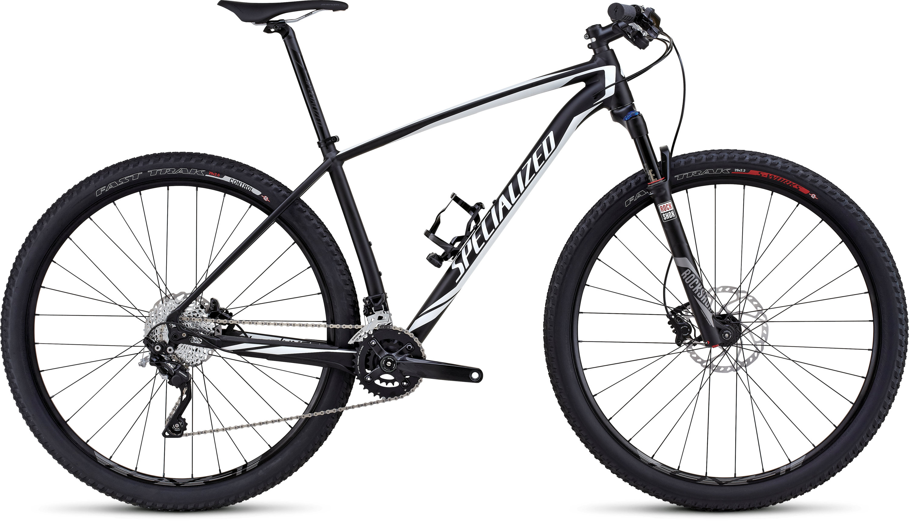 SPECIALIZED SJ HT COMP 29 BLK/WHT S - Bikedreams & Dustbikes