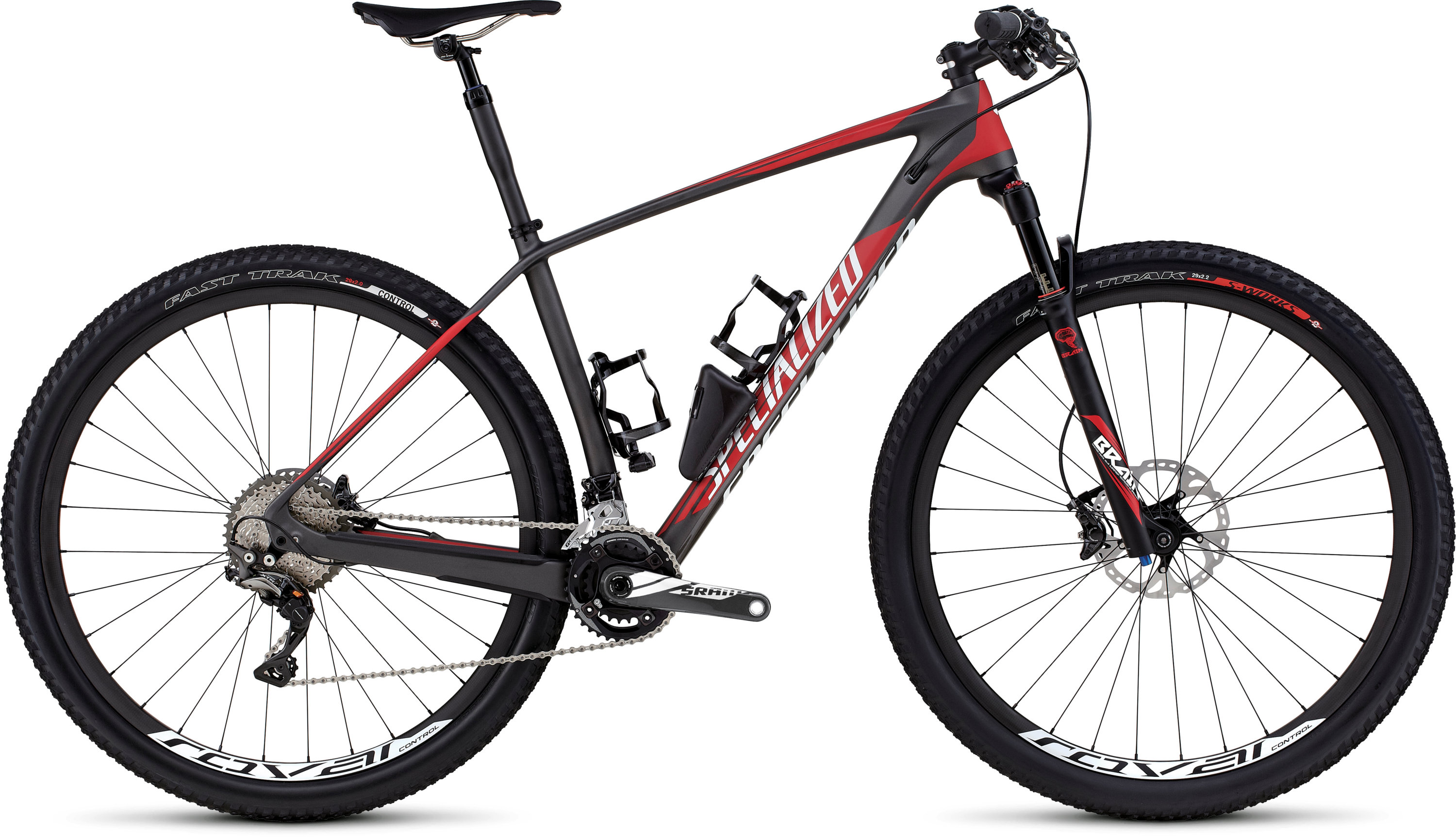 SPECIALIZED SJ HT EXPERT CARBON 29 CHARTNTCARB/RED/WHT S - schneider-sports