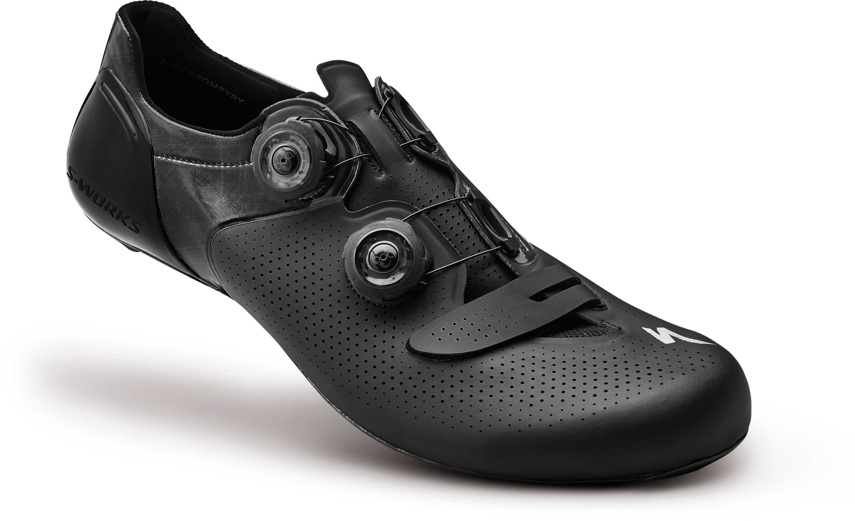 SPECIALIZED SW 6 RD SHOE BLK 46/12.25M/13.75W - Bikedreams & Dustbikes