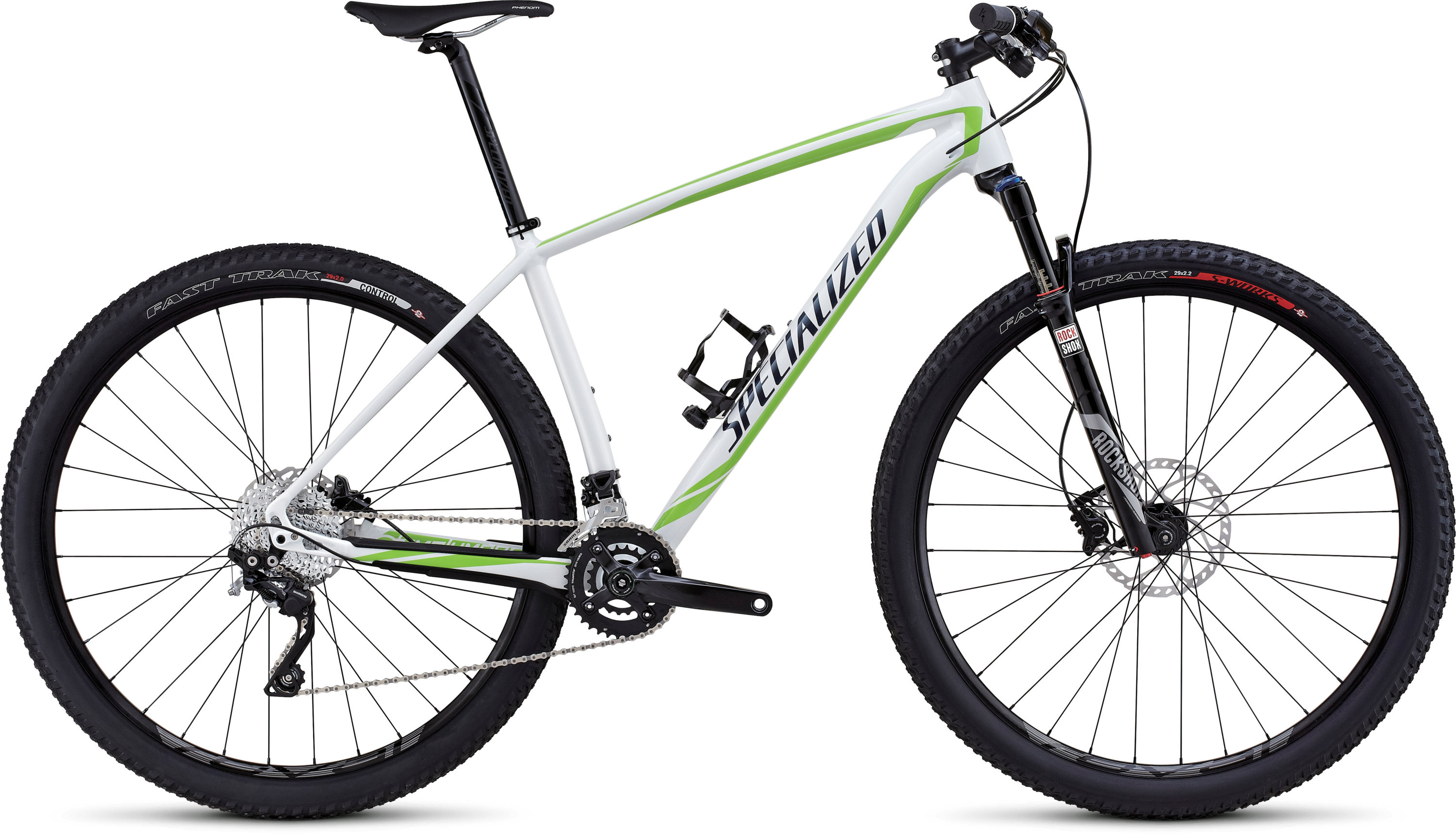 SPECIALIZED SJ HT COMP 29 WHT/MONGRN/NVY S - Bikedreams & Dustbikes