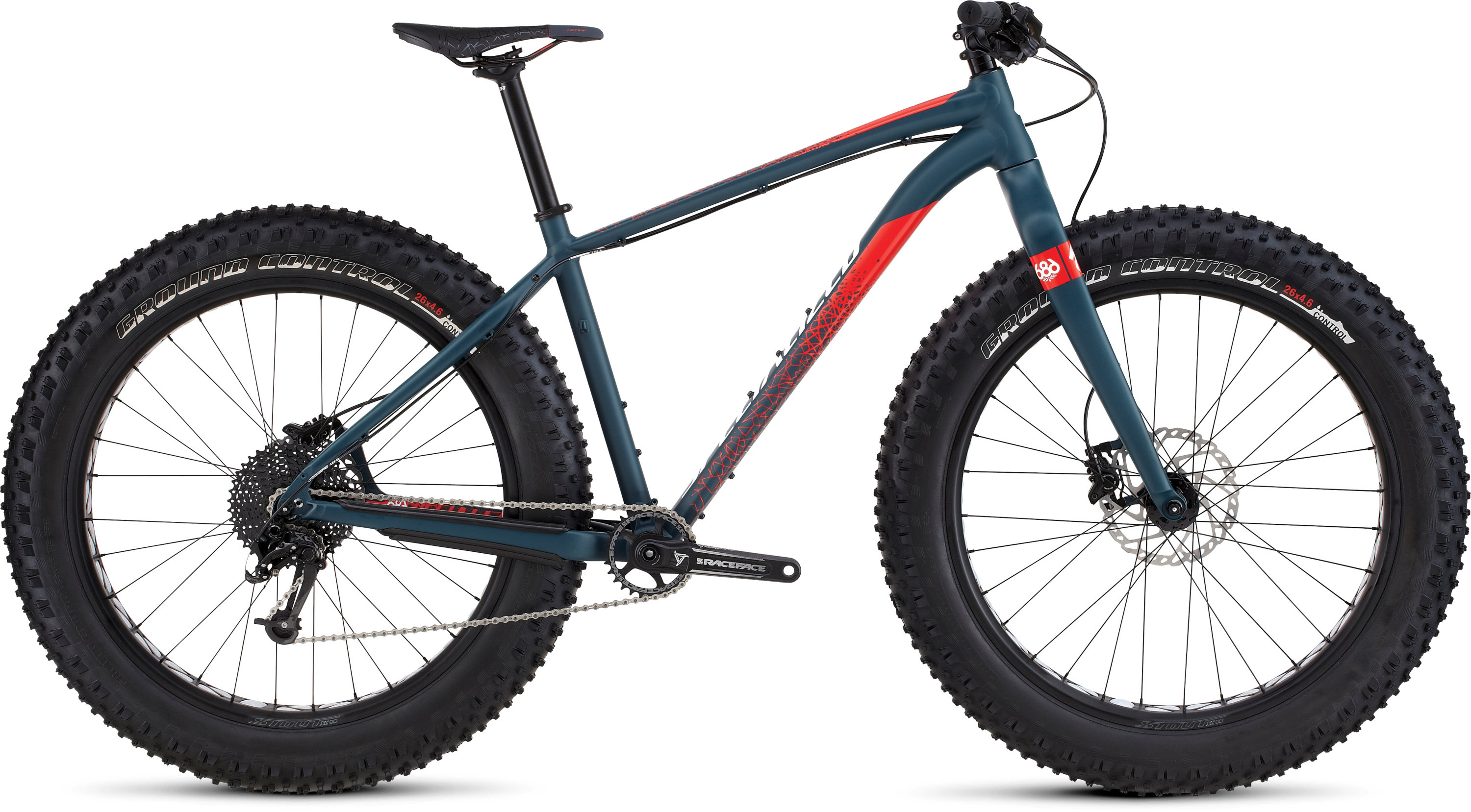 SPECIALIZED FATBOY COMP 686 NVY HZ/RKTRED S - Bikedreams & Dustbikes