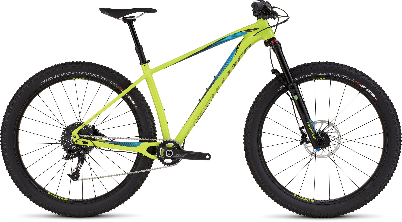 SPECIALIZED FUSE EXPERT 6FATTIE HYP/BLK/CYAN M - Alpha Bikes