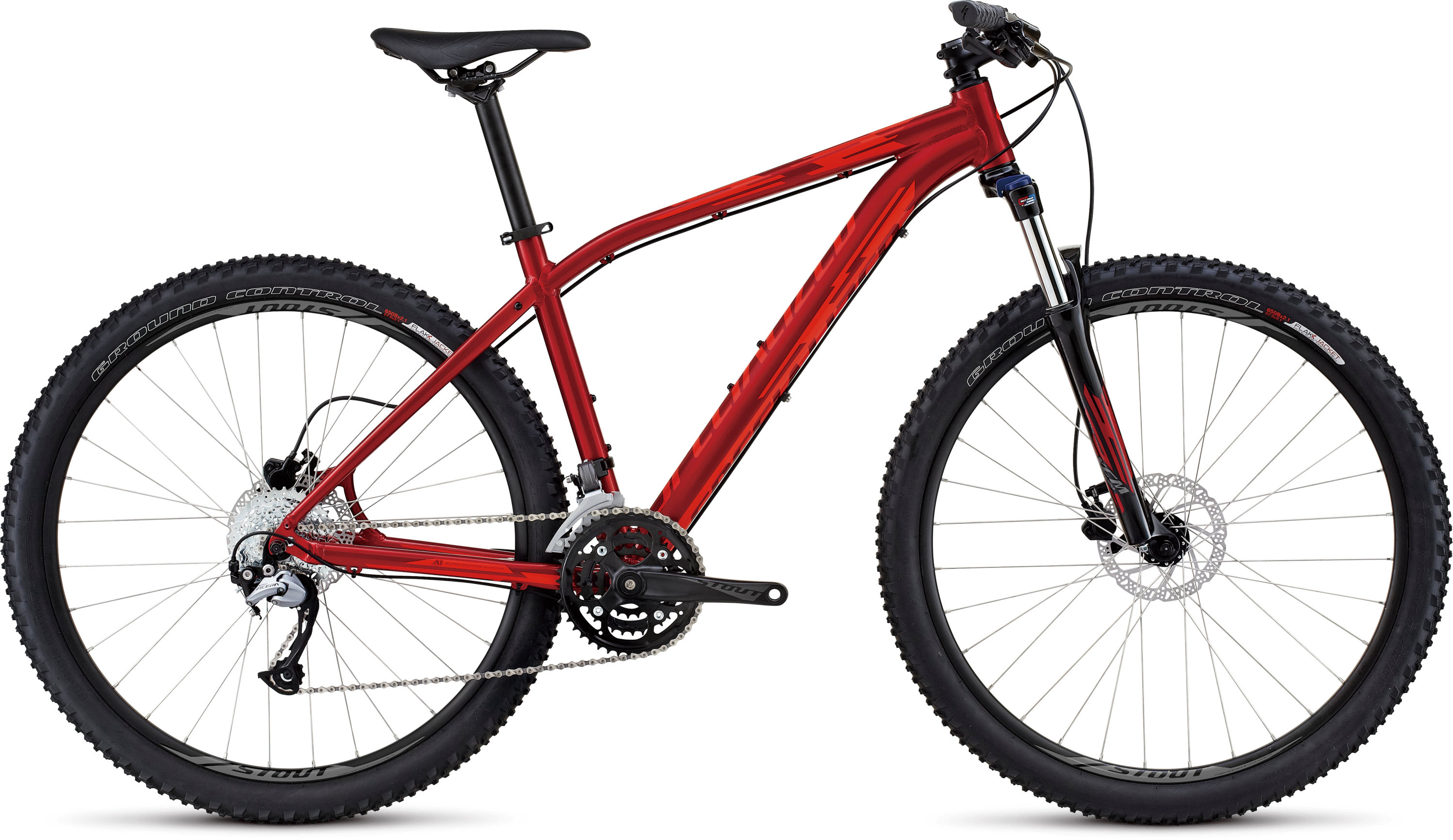 SPECIALIZED PITCH COMP 650B CNDYRED/RKTRED XS - schneider-sports