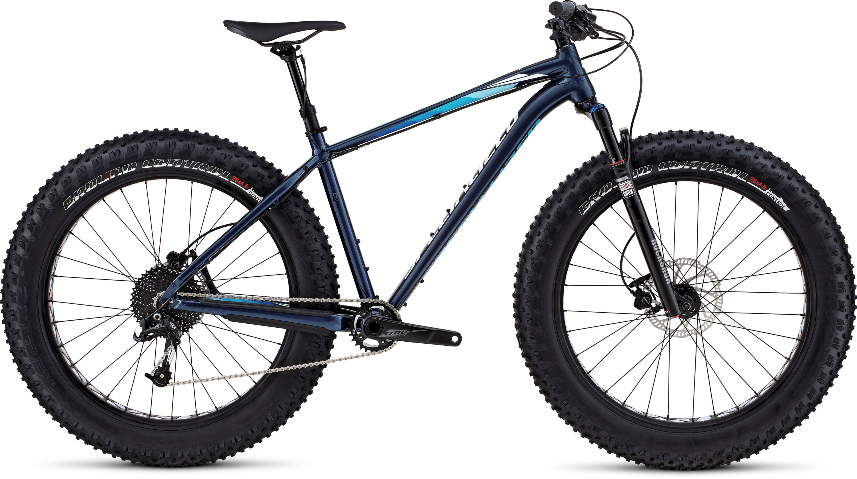 Specialized FatBoy Trail Gloss Navy/White/Blue Fade S - Pulsschlag Bike+Sport