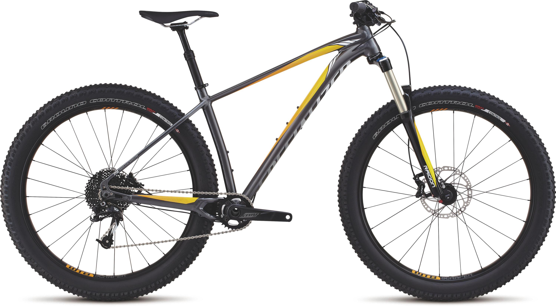 SPECIALIZED FUSE COMP 6FATTIE GRPH/ORG/WHT S - Bikedreams & Dustbikes