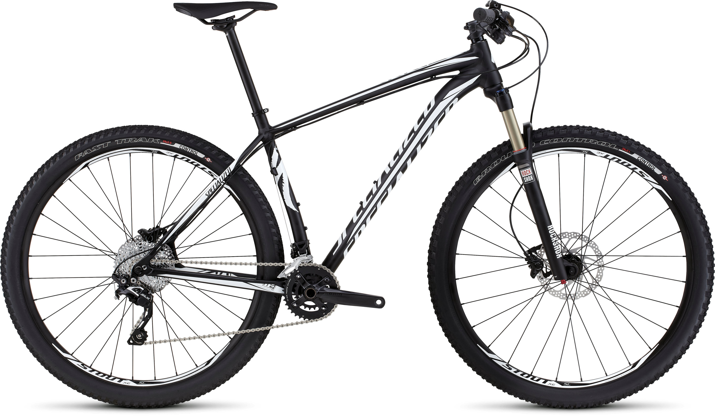 SPECIALIZED CRAVE COMP 29 BLK/WHT L - Alpha Bikes