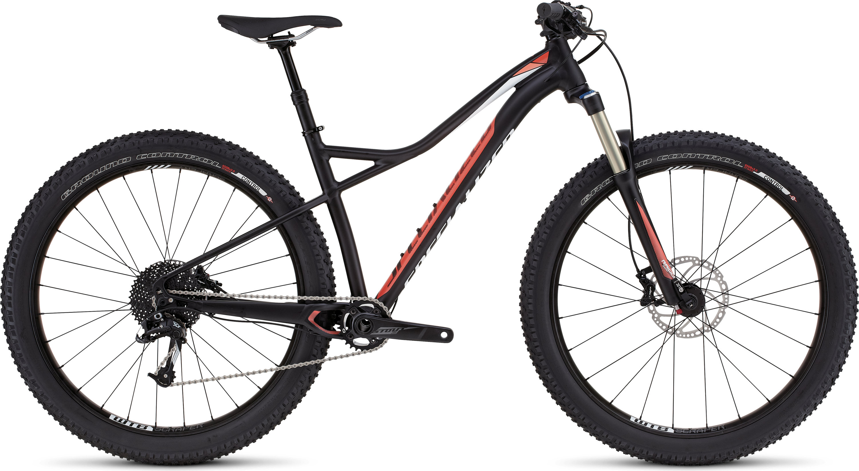 SPECIALIZED RUZE COMP 6FATTIE BLK/CRL/WHT S - schneider-sports