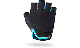 BODY GEOMETRY TRIDENT GLOVE WOMEN BLK/TUR S