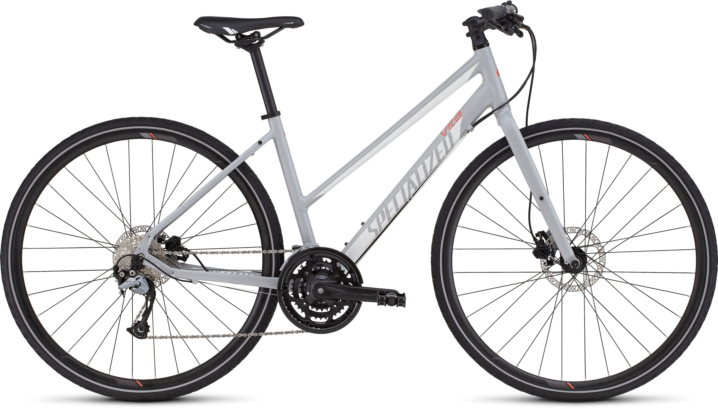 SPECIALIZED VITA SPORT DISC ST FTHYWHT/METWHT/CRL S - Bikedreams & Dustbikes
