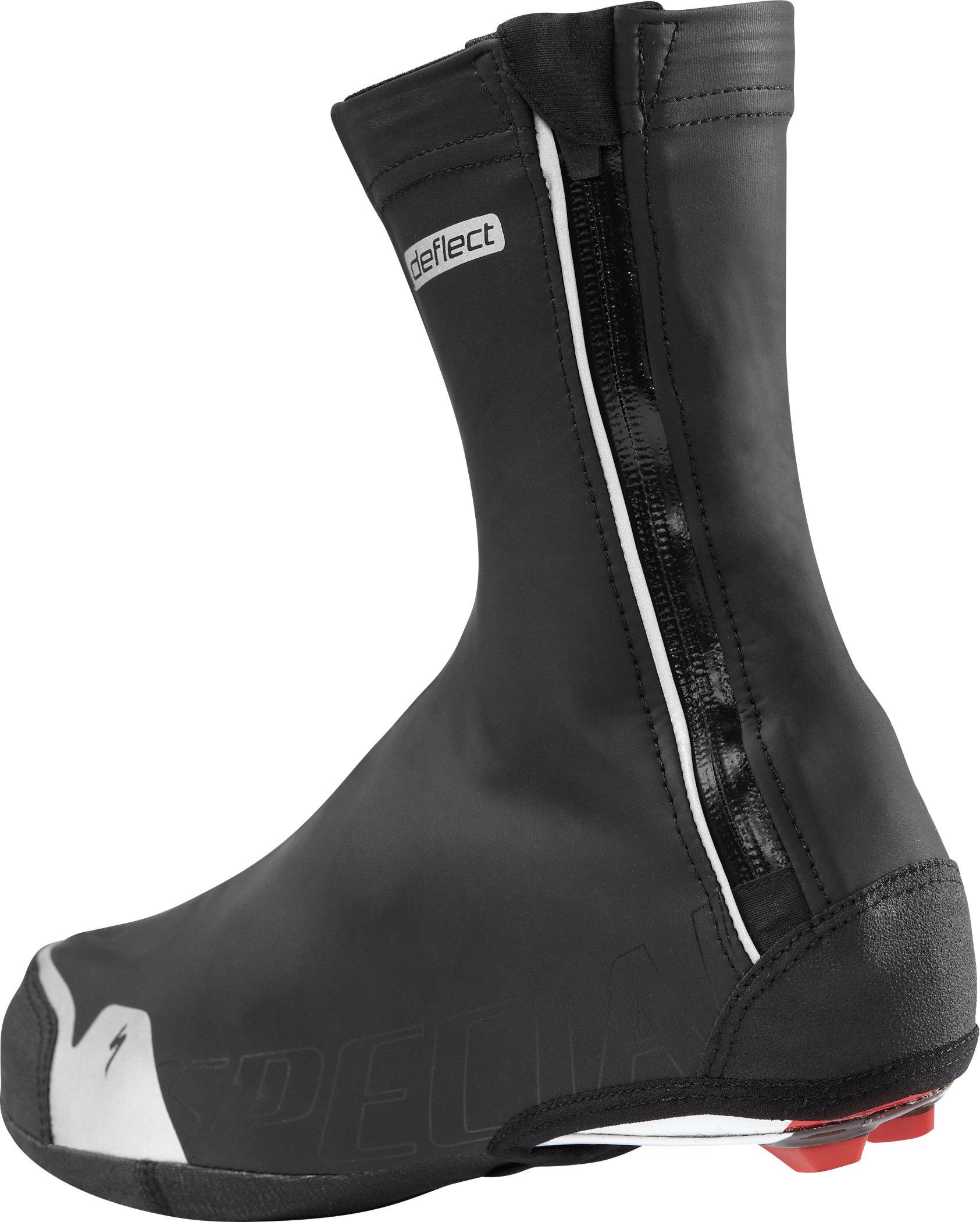 Specialized Deflect Comp Shoe Covers Black (M) 41-42 - Alpha Bikes