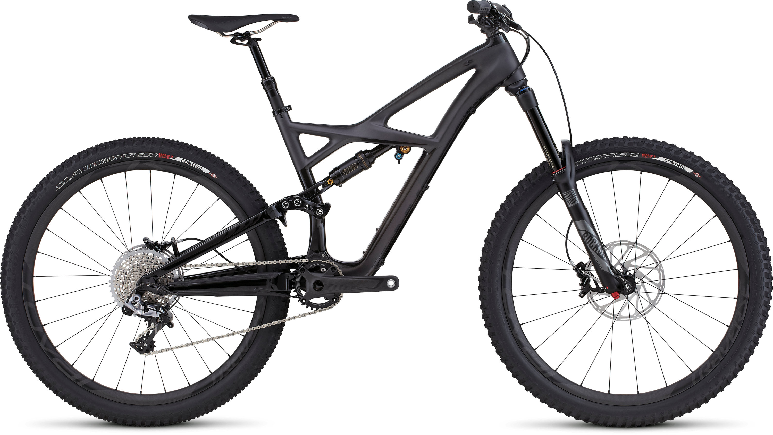SPECIALIZED SW ENDURO FSR CARBON 650B WRMCHAR/CARB/BLK S - Bikedreams & Dustbikes