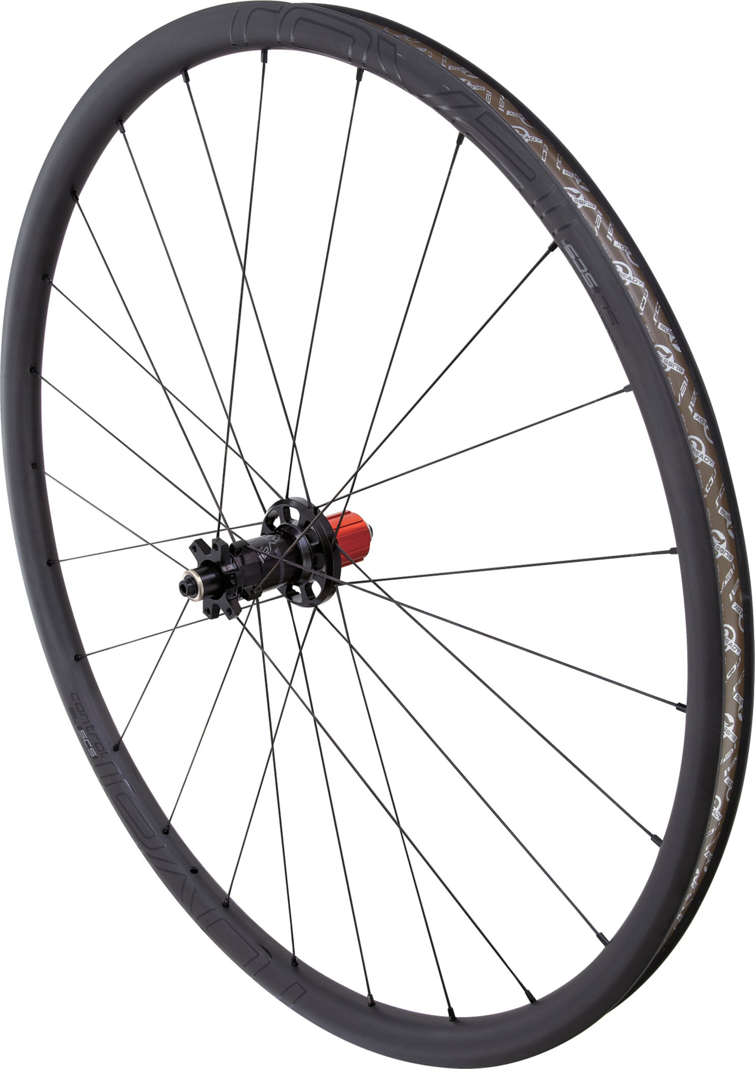 Specialized Roval Control SL SCS - Rear Satin Carbon/Gloss Black 29´´ - Alpha Bikes