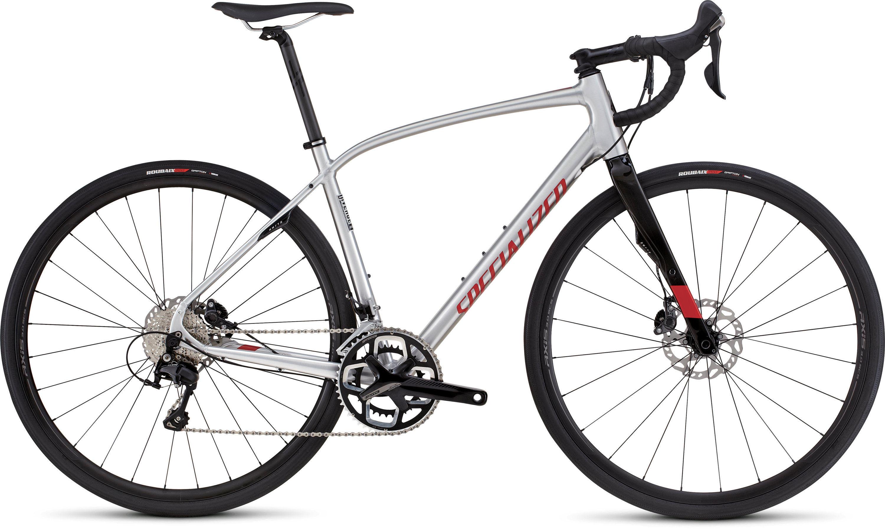 SPECIALIZED DIVERGE COMP DSW CEN BRSH/RED 49 - Bikedreams & Dustbikes