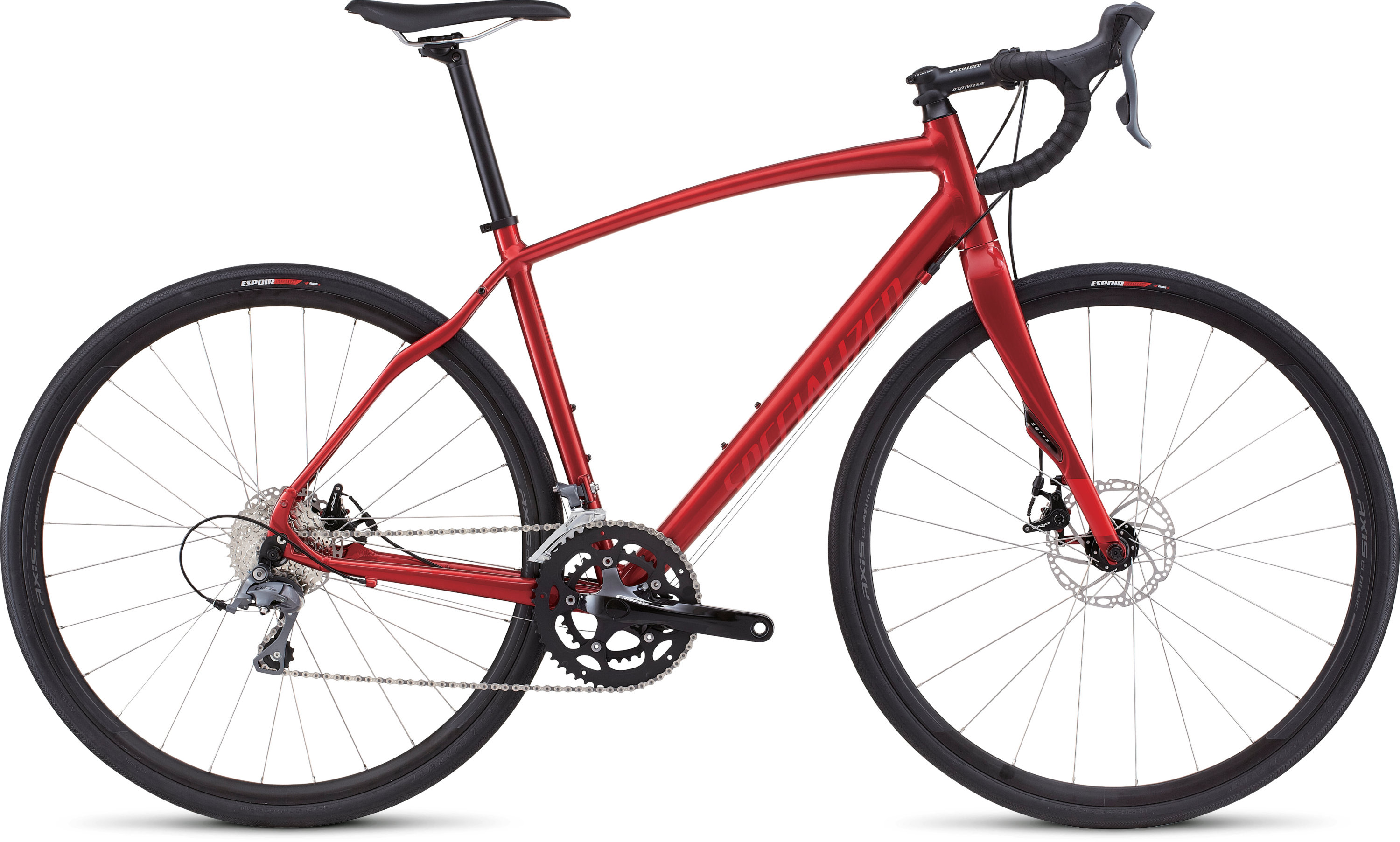 SPECIALIZED DIVERGE A1 CEN CNDYRED/RED 49 - schneider-sports