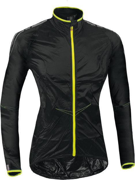 SPECIALIZED DEFLECT COMP JACKET WMN BLK S - Alpha Bikes