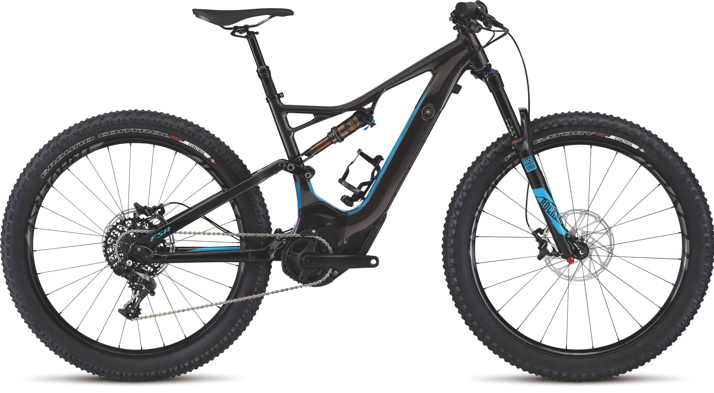 SPECIALIZED LEVO FSR EXPERT 6FATTIE WRMCHAR/CYN S - Bike Zone