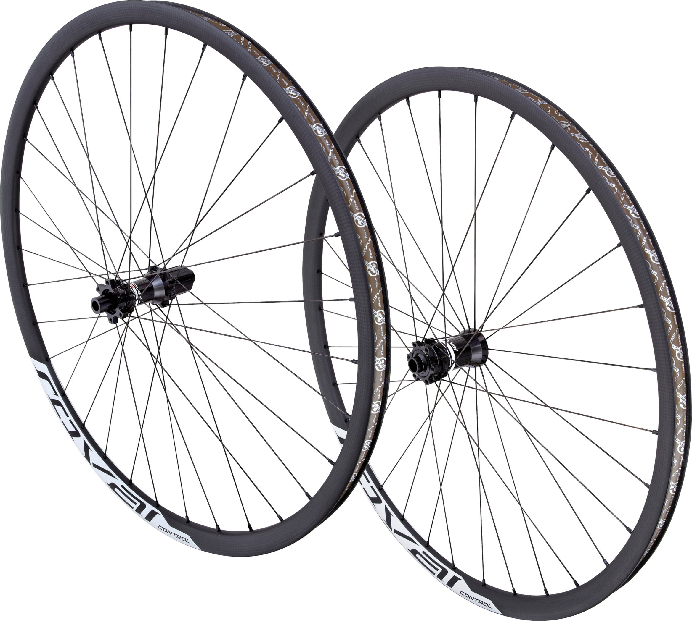 SPECIALIZED CONTROL 29 CARBON WHEELSET CARB/WHT - Alpha Bikes