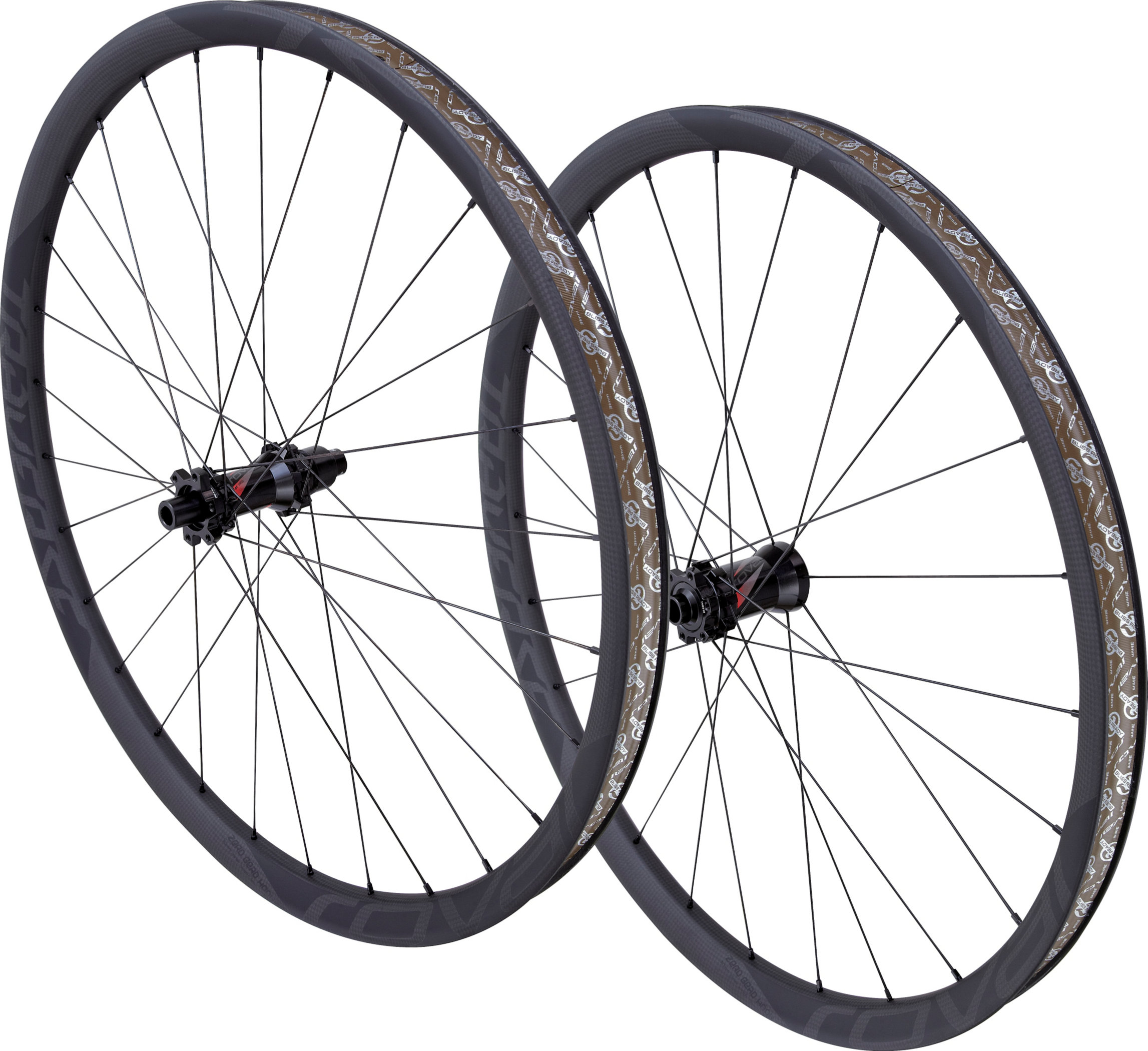 SPECIALIZED TRAVERSE SL 650B WHEELSET CARB/BLK - Bike Zone