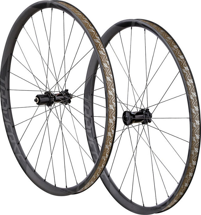 SPECIALIZED TRAVERSE SL 29 WHEELSET CARB/BLK - Bike Zone