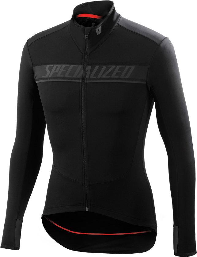 Specialized Element SL Race jersey LS BLACK XL - Alpha Bikes