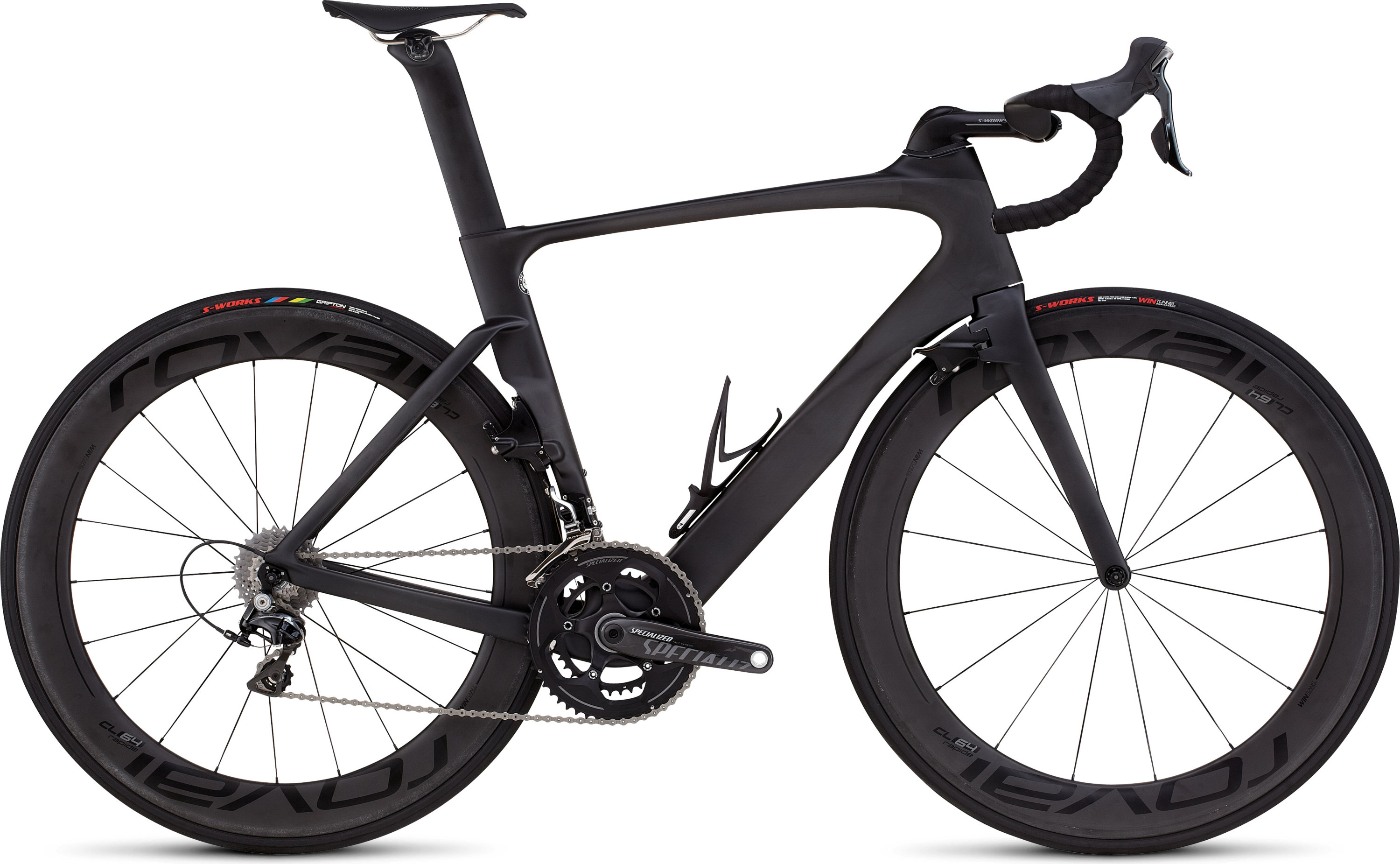 SPECIALIZED VENGE PRO VIAS BLK/CARB 49 - schneider-sports