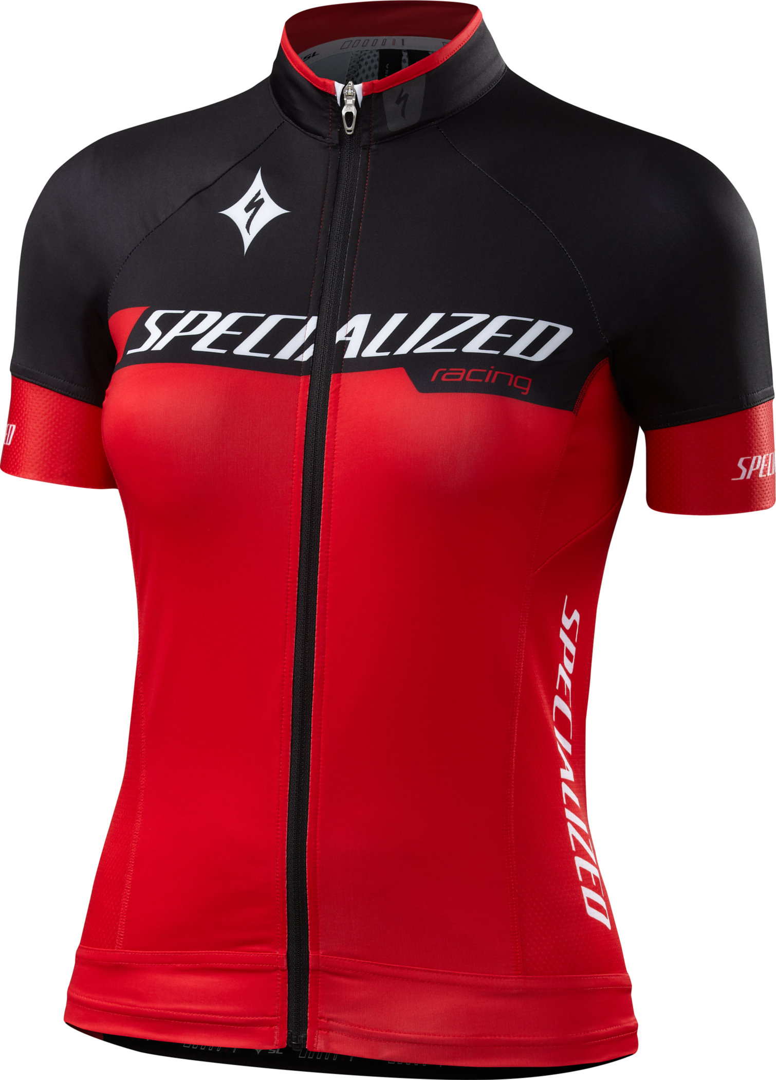 Specialized WOMEN´S SL PRO JERSEY  Team Red/Black Large - Alpha Bikes