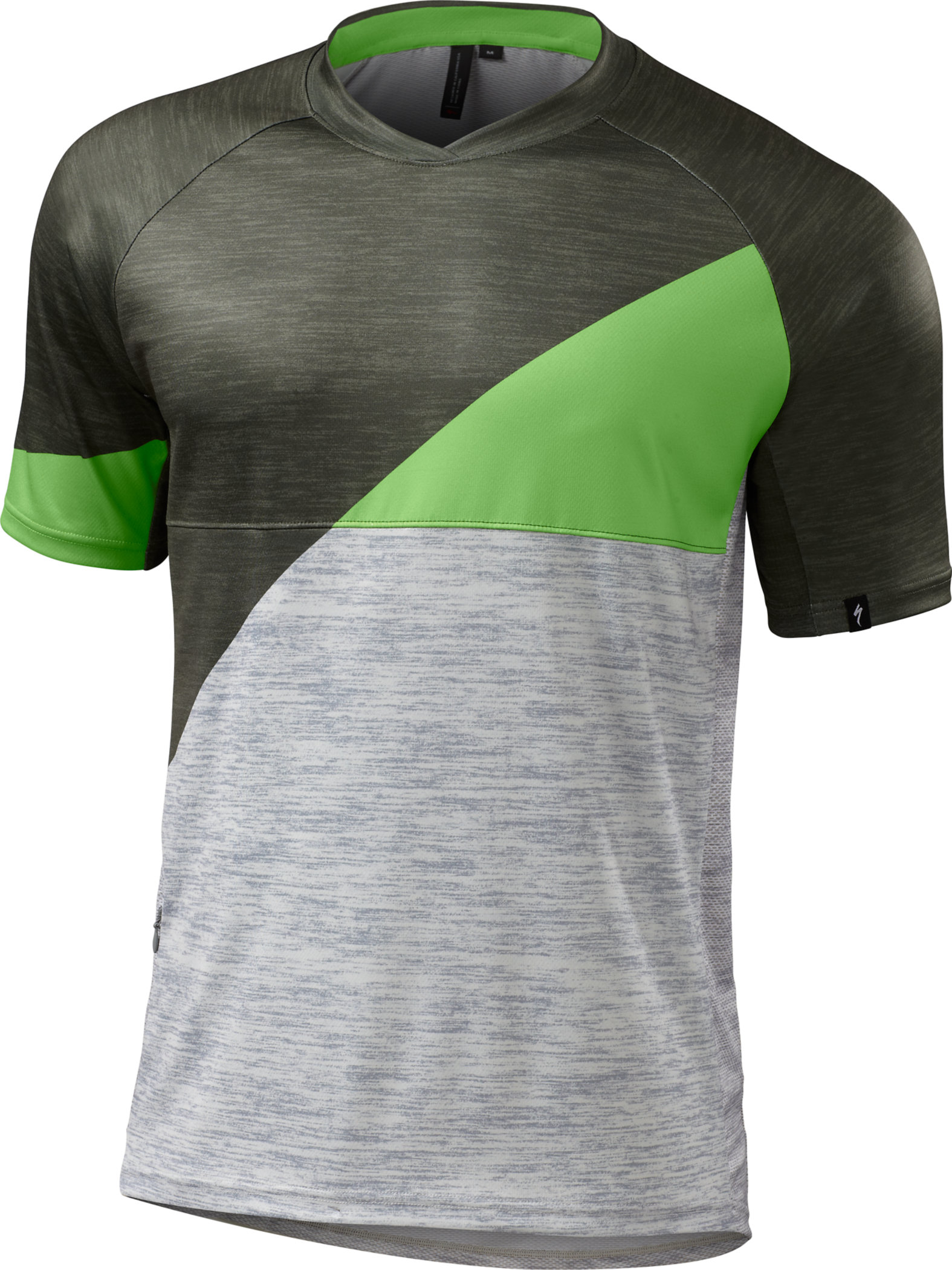 Specialized ENDURO COMP JERSEY  Oak Green XX-Large - Alpha Bikes