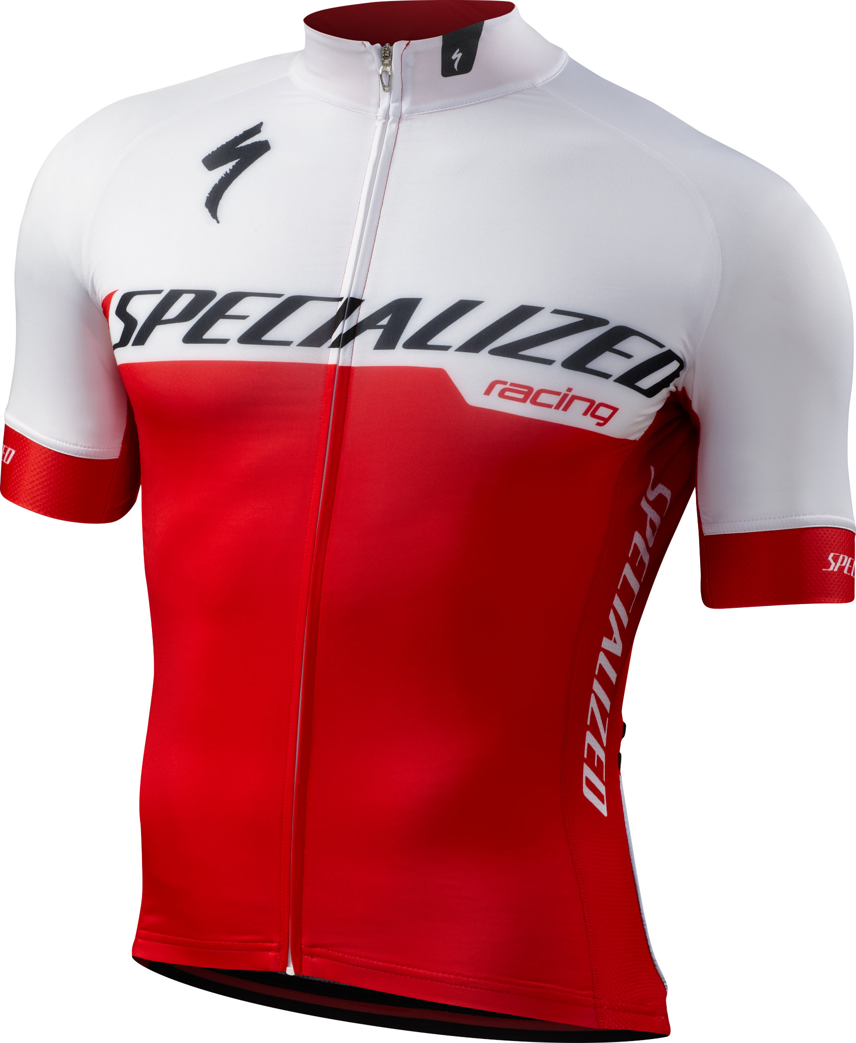 Specialized SL Expert Jersey Team White/Red Large - Alpha Bikes