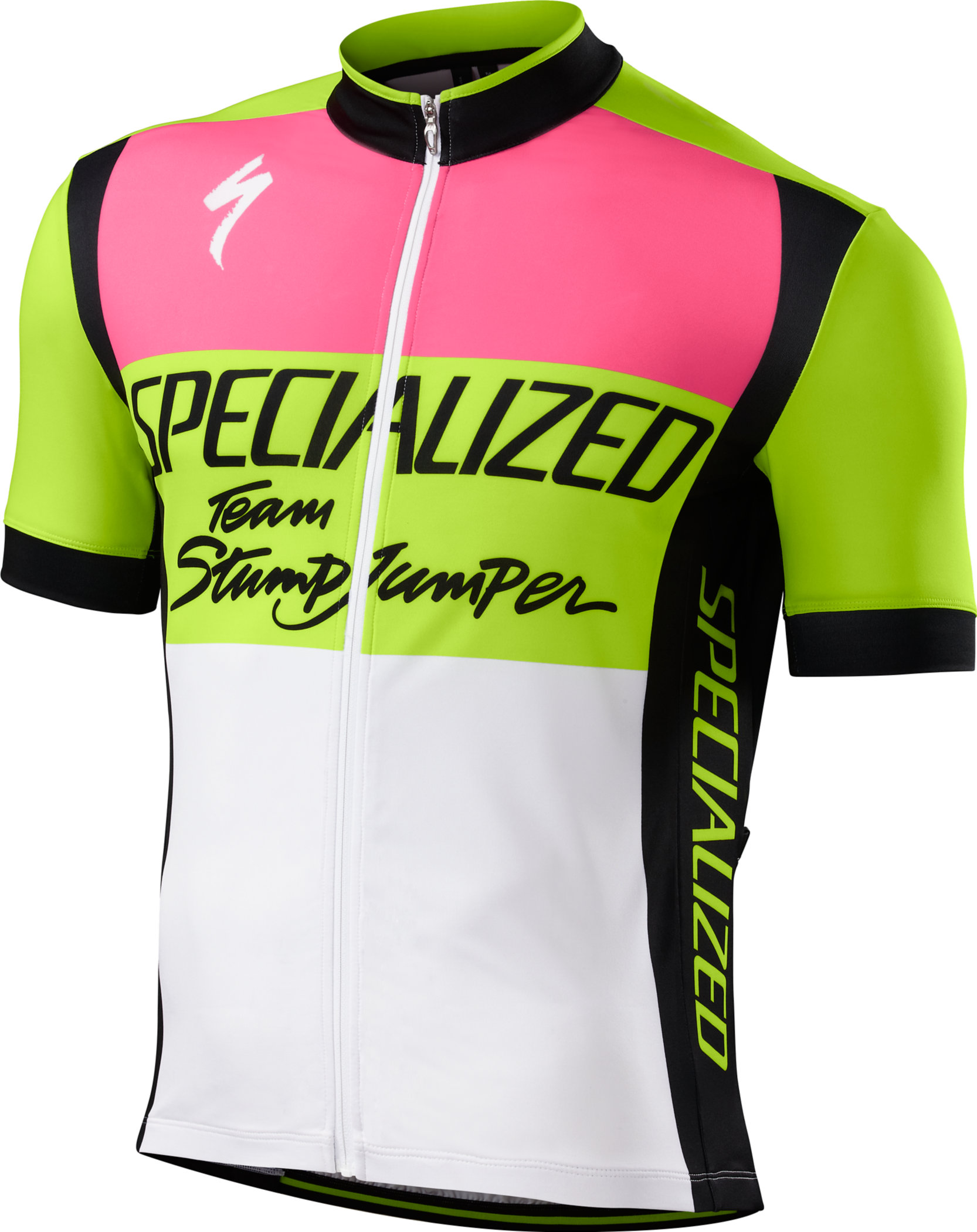 Specialized RBX COMP JERSEY  Team Stumpjumper Neon Yellow X-Large - Alpha Bikes