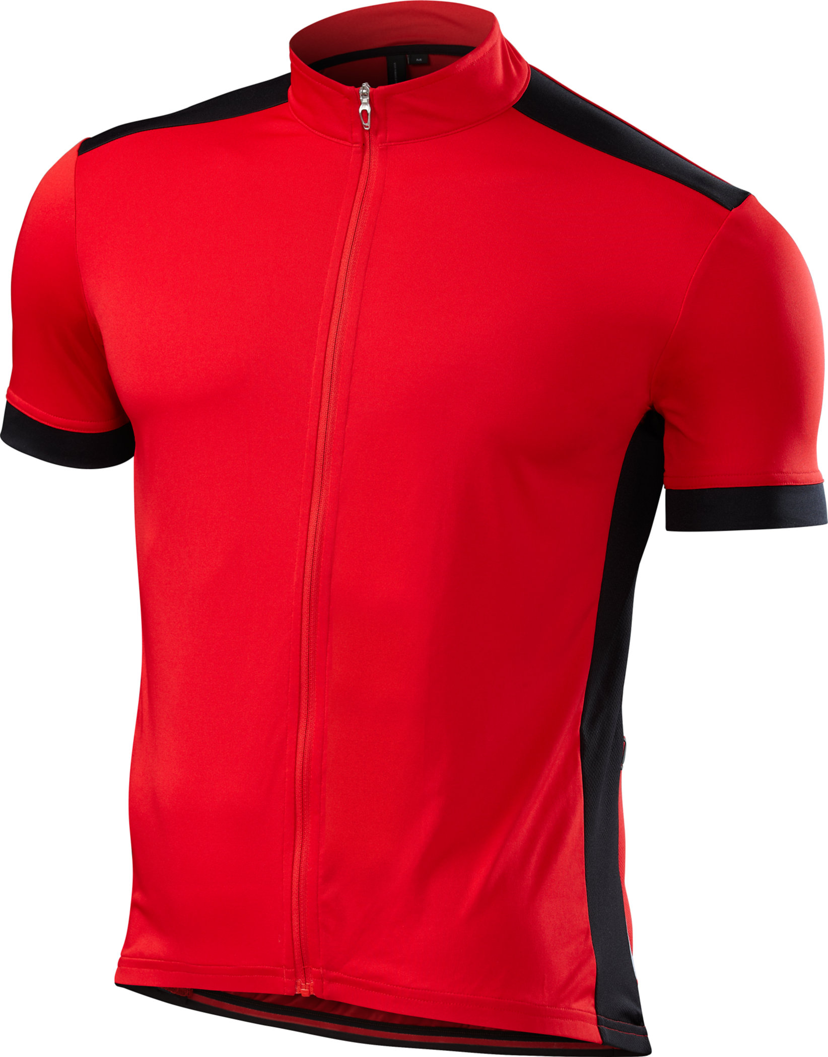 SPECIALIZED RBX SPORT JERSEY SS RED/BLK L - Alpha Bikes
