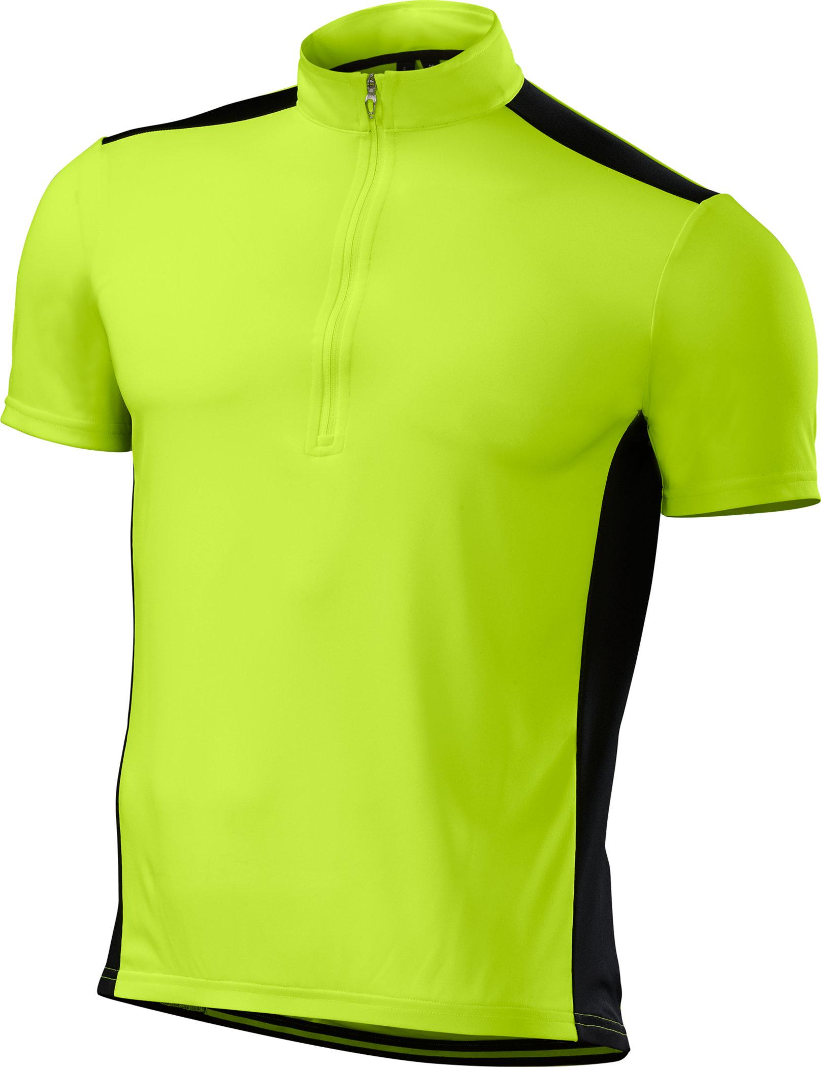 Specialized RBX Jersey Neon Yellow Medium - Alpha Bikes